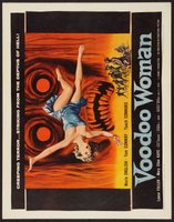 Voodoo Woman movie poster (1957) picture MOV_b116a332