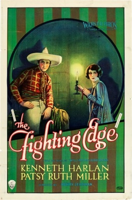 The Fighting Edge movie poster (1926) poster MOV_b118096c