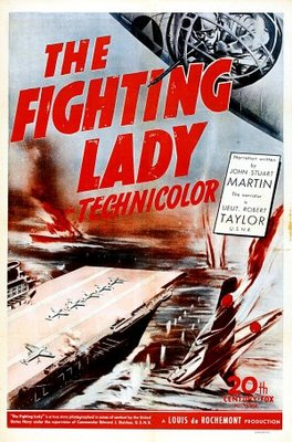 The Fighting Lady movie poster (1944) poster MOV_b1210dec