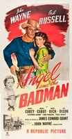 Angel and the Badman movie poster (1947) picture MOV_b1218422
