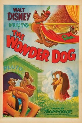 Wonder Dog movie poster (1950) poster MOV_b1282edb