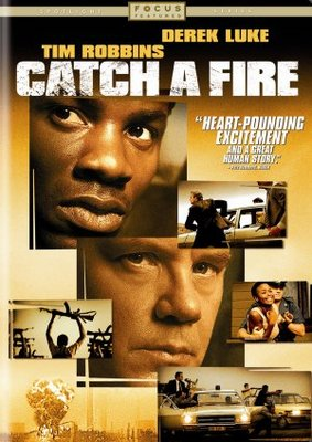 Catch A Fire movie poster (2006) poster MOV_b12e2e9d