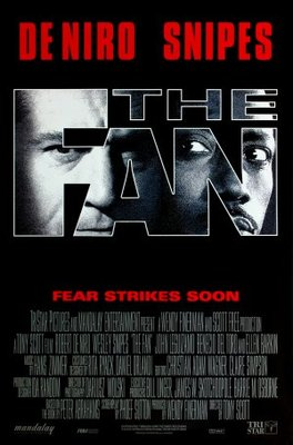 The Fan movie poster (1996) poster MOV_b12eaa48