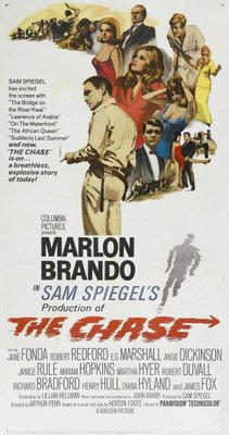 The Chase movie poster (1966) poster MOV_b131d5d9