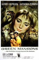 Green Mansions movie poster (1959) picture MOV_b1341512