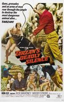 Tarzan's Deadly Silence movie poster (1970) picture MOV_b136d76a