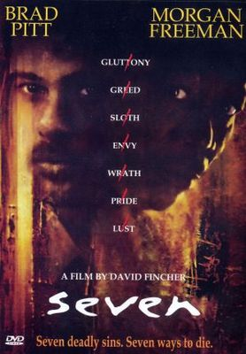 Se7en movie poster (1995) poster MOV_b13cb15c