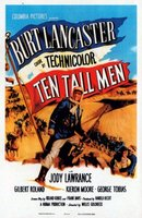 Ten Tall Men movie poster (1951) picture MOV_b14b1feb