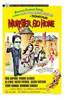 Munster, Go Home movie poster (1966) picture MOV_b1526433