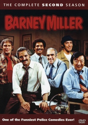 Barney Miller movie poster (1974) poster MOV_b1562035