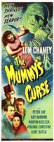 The Mummy's Curse movie poster (1944) picture MOV_b15e2220