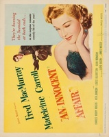 An Innocent Affair movie poster (1948) picture MOV_b16163a7