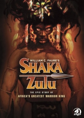 Shaka Zulu Movie Poster 1986 Poster Buy Shaka Zulu Movie Poster