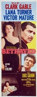 Betrayed movie poster (1954) picture MOV_b1652ae1