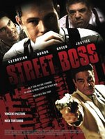 Street Boss movie poster (2009) picture MOV_b17215c2
