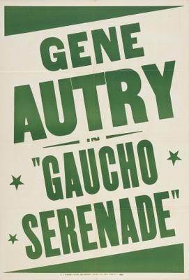 Gaucho Serenade movie poster (1940) poster MOV_b1757f7b