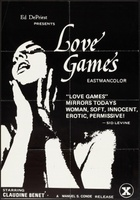 Love Games movie poster (1976) picture MOV_b177d05f