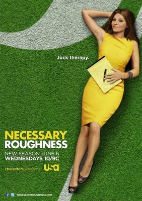 Necessary Roughness movie poster (2011) poster MOV_b178786b