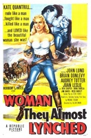Woman They Almost Lynched movie poster (1953) picture MOV_b178f1ce