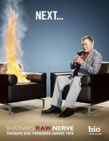 Shatner's Raw Nerve movie poster (2008) picture MOV_b179d6df
