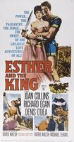 Esther and the King movie poster (1960) picture MOV_b18262a4