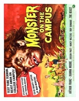 Monster on the Campus movie poster (1958) picture MOV_b189b629