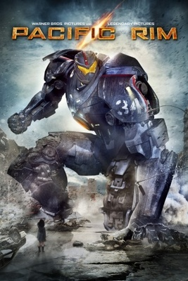 Pacific Rim movie poster (2013) poster MOV_b18fa633