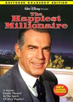 The Happiest Millionaire movie poster (1967) picture MOV_b19486d2