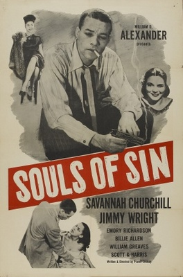 Souls of Sin movie poster (1949) poster MOV_b19baccc