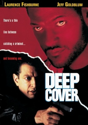 Deep Cover movie poster (1992) poster MOV_b1a198af