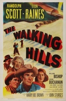 The Walking Hills movie poster (1949) picture MOV_b1a35917