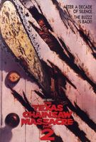 The Texas Chainsaw Massacre 2 movie poster (1986) picture MOV_b1aa7e80