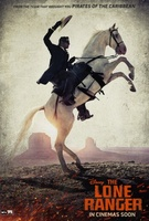 The Lone Ranger movie poster (2013) picture MOV_b1aa885d