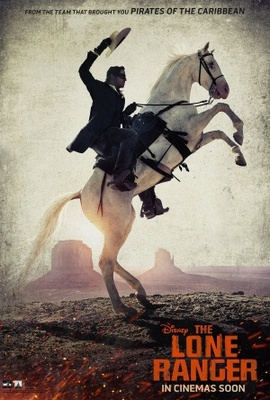 The Lone Ranger movie poster (2013) poster MOV_b1aa885d
