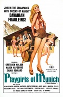 Playgirls of Munich movie poster (1977) picture MOV_b1af8dc1