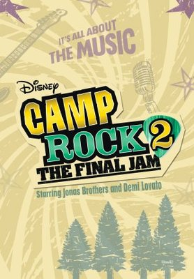 Camp Rock 2 movie poster (2009) poster MOV_b1affe04