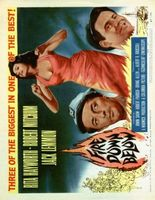 Fire Down Below movie poster (1957) picture MOV_8903c47c
