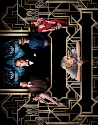 The Great Gatsby movie poster (2012) poster MOV_b1b6b348