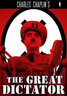 The Great Dictator movie poster (1940) poster MOV_b1bbe506