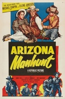 Arizona Manhunt movie poster (1951) picture MOV_b1c5fe7a