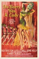 Du Barry Was a Lady movie poster (1943) picture MOV_b1cac76a