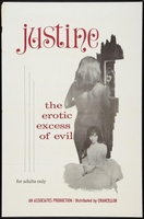 Justine movie poster (1969) picture MOV_b1caed6c
