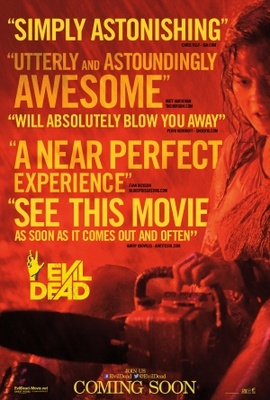 The Evil Dead movie poster (2013) poster MOV_b1d51874