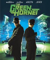 The Green Hornet movie poster (2011) picture MOV_b1d6efab