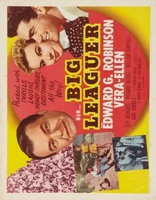 Big Leaguer movie poster (1953) picture MOV_b1d80e25