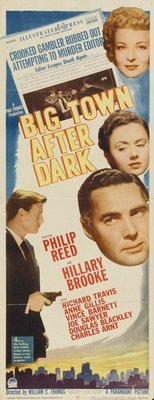 Big Town After Dark movie poster (1947) poster MOV_b1db7fdc