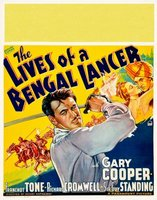 The Lives of a Bengal Lancer movie poster (1935) picture MOV_b1dc4988