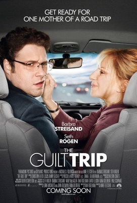 The Guilt Trip movie poster (2012) poster MOV_b1df191b