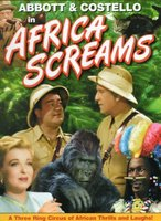 Africa Screams movie poster (1949) picture MOV_b1f0c93c