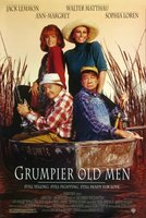 Grumpier Old Men movie poster (1995) picture MOV_b1f0e70e